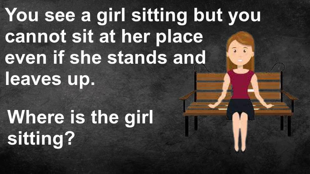 Girl Riddle