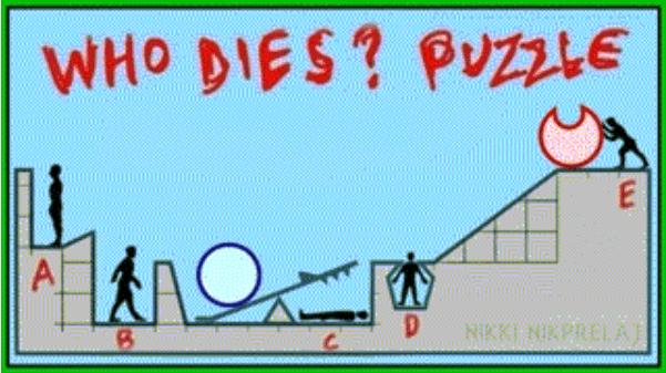 Physics Maths Who Dies Question