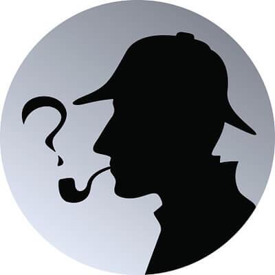 Sherlock Holmes The Sign of Three Logic