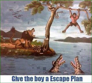 The Escape Plan Riddle