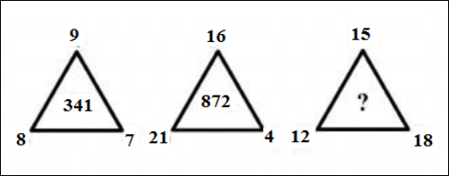 Which number replaces the question mark