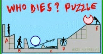 Physics Maths Who Dies