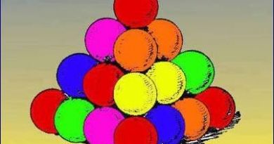 How Many Balls Pyramid