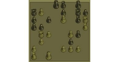 Hard Logic Chess Puzzl
