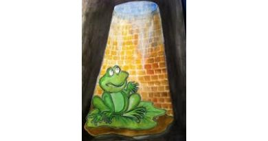 Frog In The Well Riddl